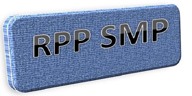 Download RPP Kurikulum 2013 SMP Semester 1 dan 2