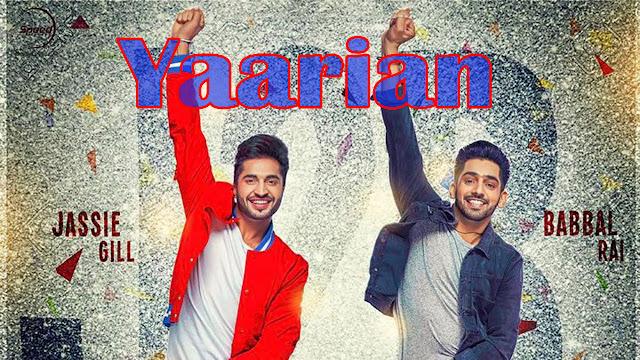 Yaarian (Lok Tath) Lyrics - Jump 2 Bhangra