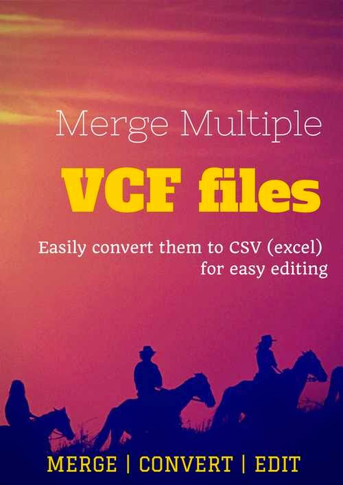 How to merge mamy .vcf files in to one and convert to csv