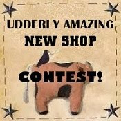 Sunburnt Cow Udderly Amazing New Shop Contest