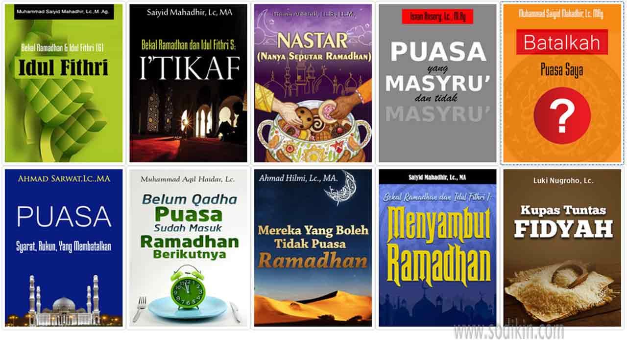 download-koleksi-buku-puasa-lengkap