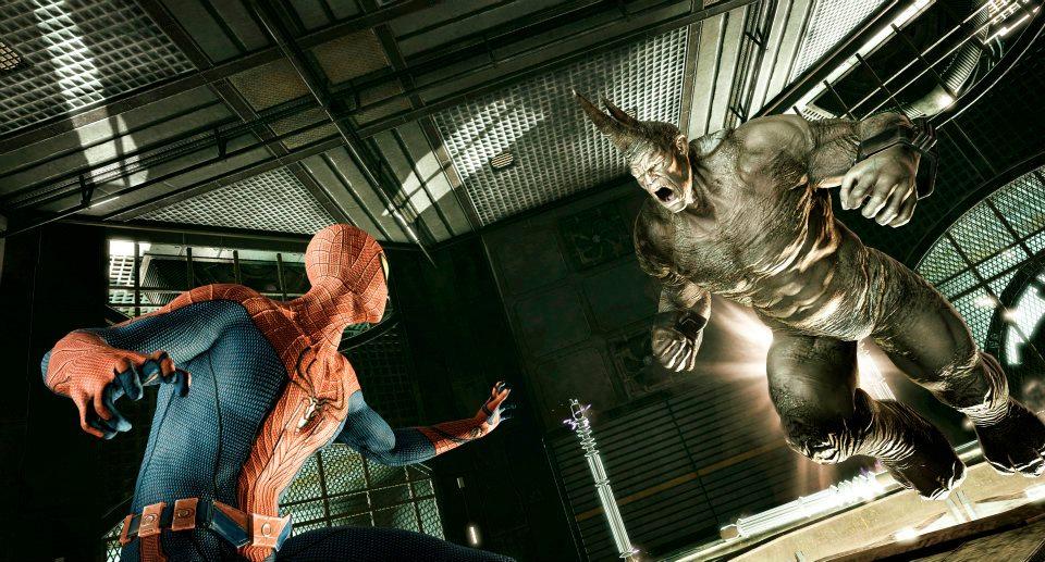 The Amazing Spiderman 2012 Pc Game Download - spanxsonar