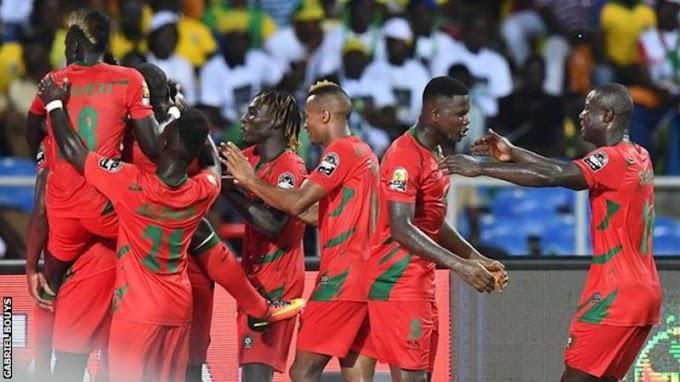 Guinea-Bissau hold hosts Gabon in AFCON 2017 opener