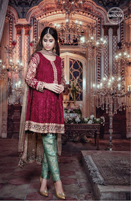 Maria.b-mbroidered-eid-collection-2017-embroidered-dresses-8