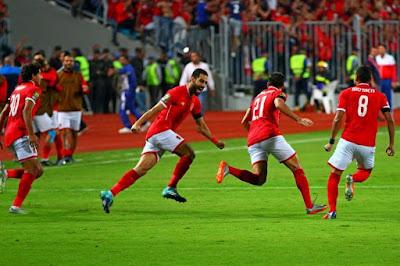موعد مباراة الأهلي وبتروجيت في الدوري المصري والقنوات الناقلة للمباراة