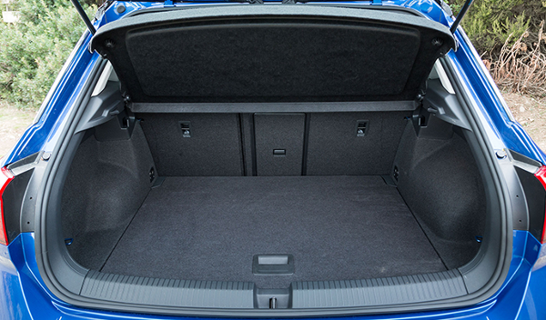 Volkswagen T-Roc 2018, A part of Golf