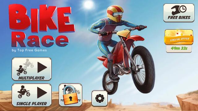 Game Balap Motor Android Offline Bike Race Free