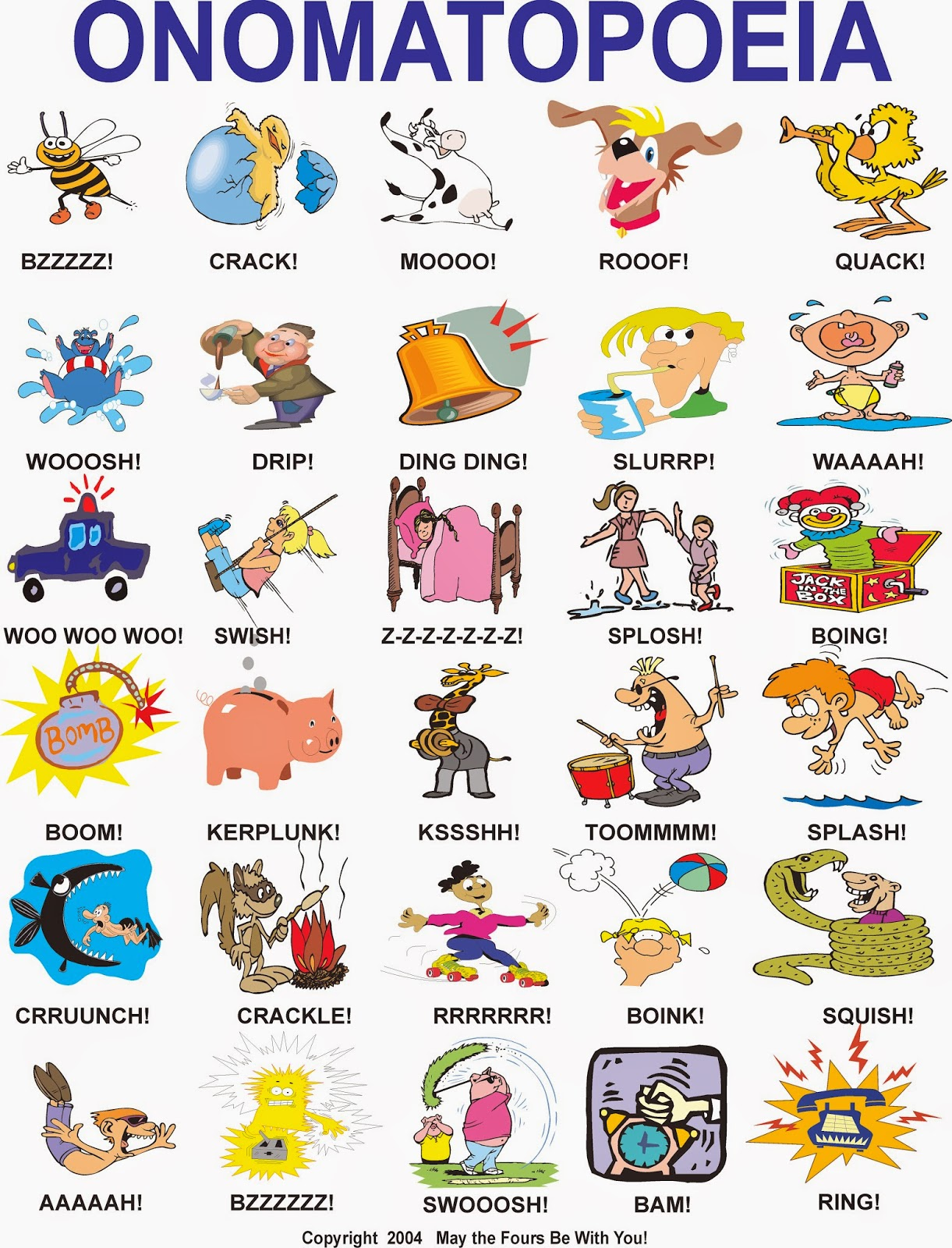 Language Arts And Math Classroom Poster Amp Teaching Aids