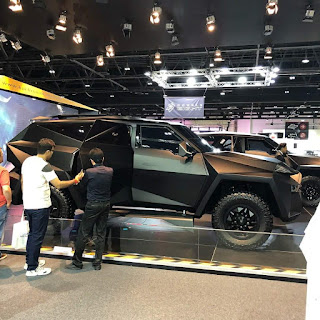 Karlmann King SUV: world's most expensive suv
