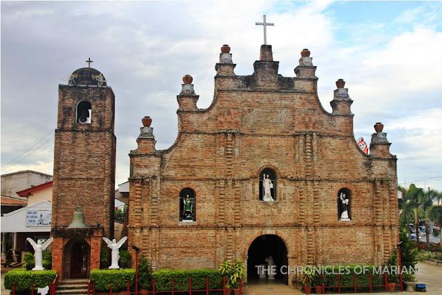 Our Lady of Atocha Parish Church isabela