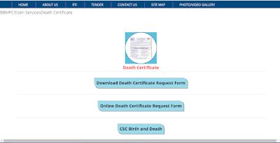 Death Certificate Online in Karnataka
