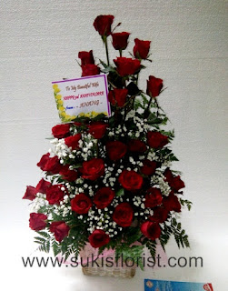 toko-bunga-surabaya-sukis-jual-rangakian-bunga-meja-segar