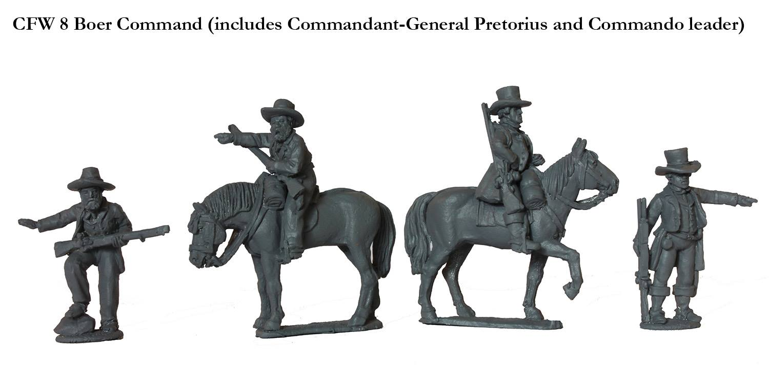 Wargame News and Terrain: Perry Miniatures: New Boer