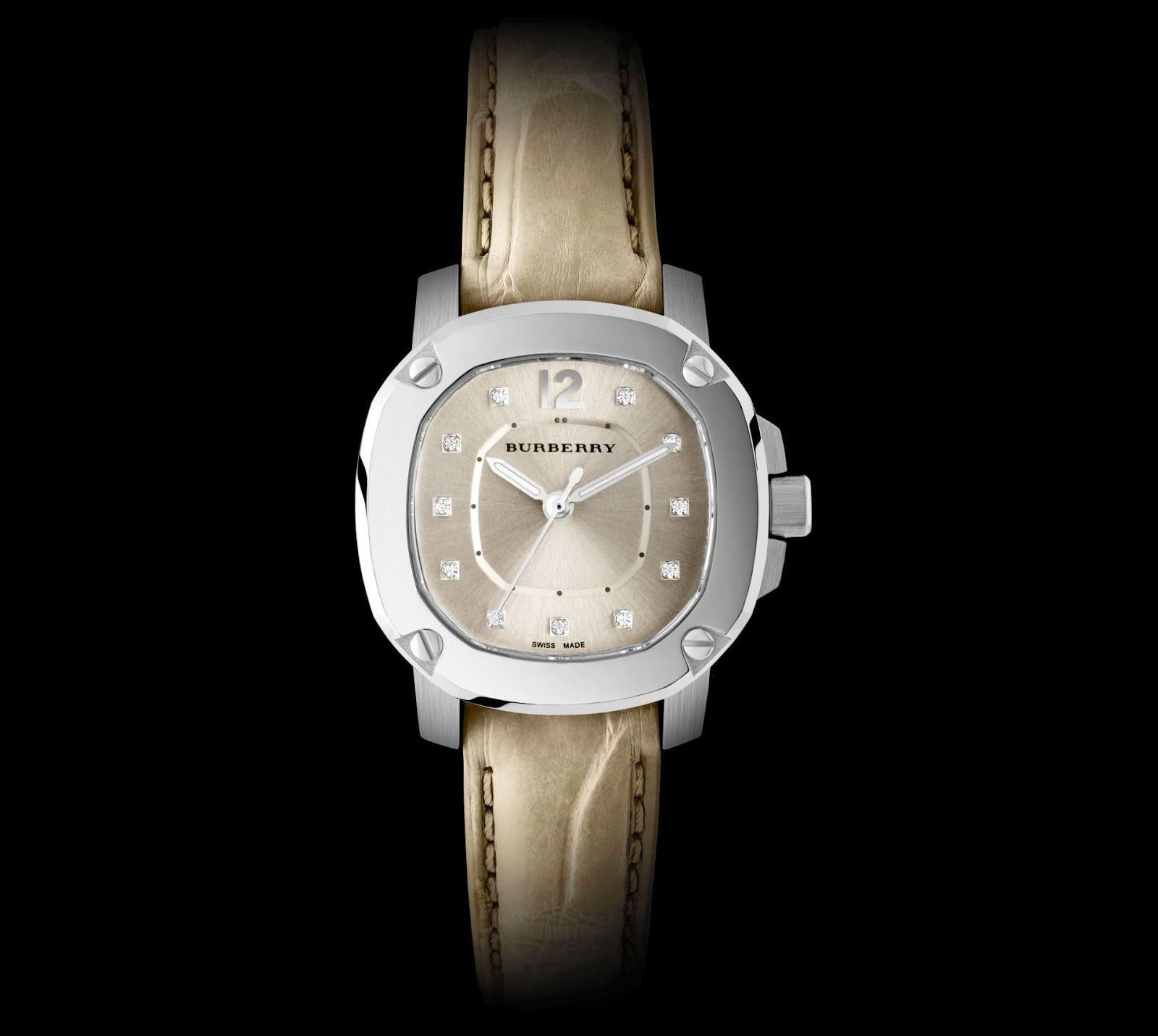Burberry THE BRITAIN - 26MM QUARTZ watch (BBY1950, 26MM)