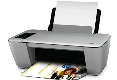 Wireless Colour Inkjet Multifunction Printer HP Deskjet 2542 Driver Downloads