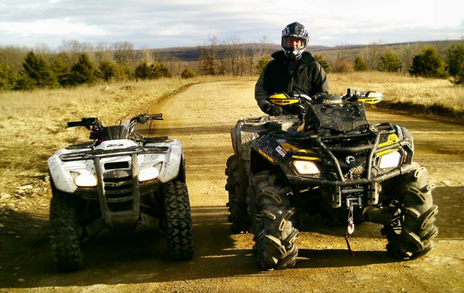 ATV Riding - dcnr.pa.gov