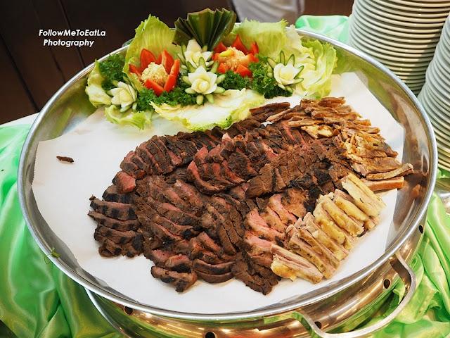 Kambing Bakar (lamb slow-roasted on the spit)