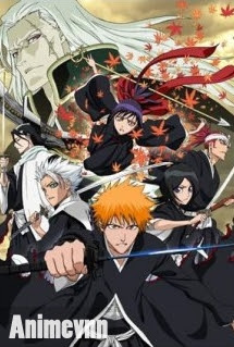 Bleach Movie 1 - Bleach Movie 2013 Poster