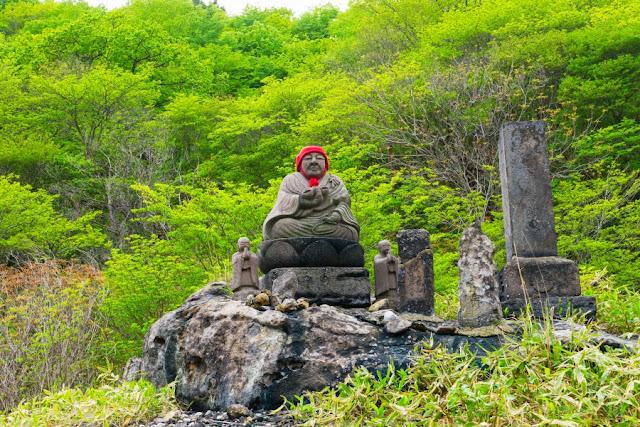 教伝地蔵尊~栃木県那須町