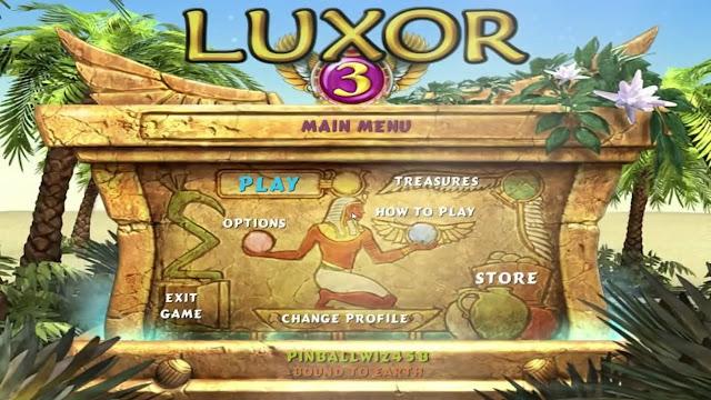 تحميل لعبة الاقصر luxor 3 للكمبيوتر كاملة برابط واحد مباشر مضغوطة ميديا فاير مجانا