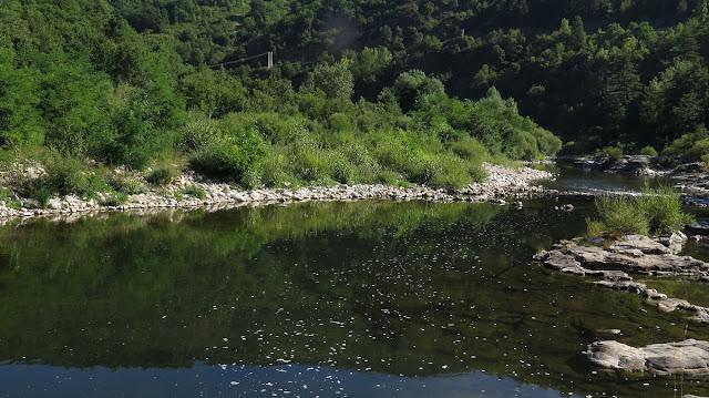 Rivière - Lou Darsan
