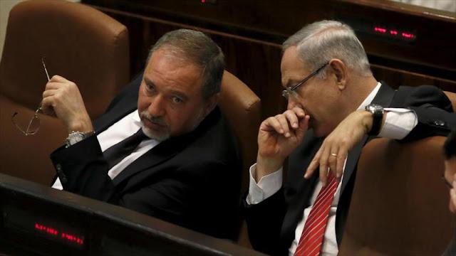 Ministro israelí llama 'criminales de guerra' a diputados árabes