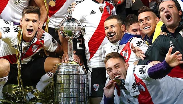 Mira los goles de River Plate, el campeón de la Copa Libertadores
