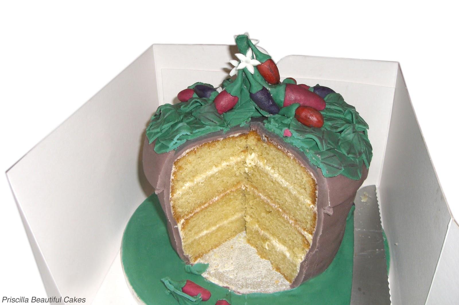 Red Cake Eureka