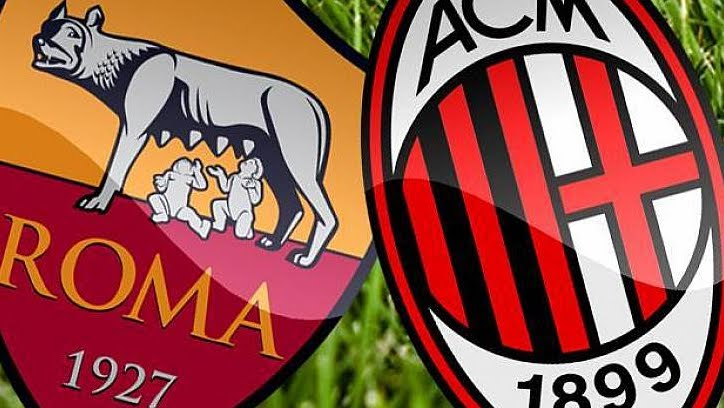 Dove Vedere Roma-Milan Streaming Rojadirecta in Video Gratis Online