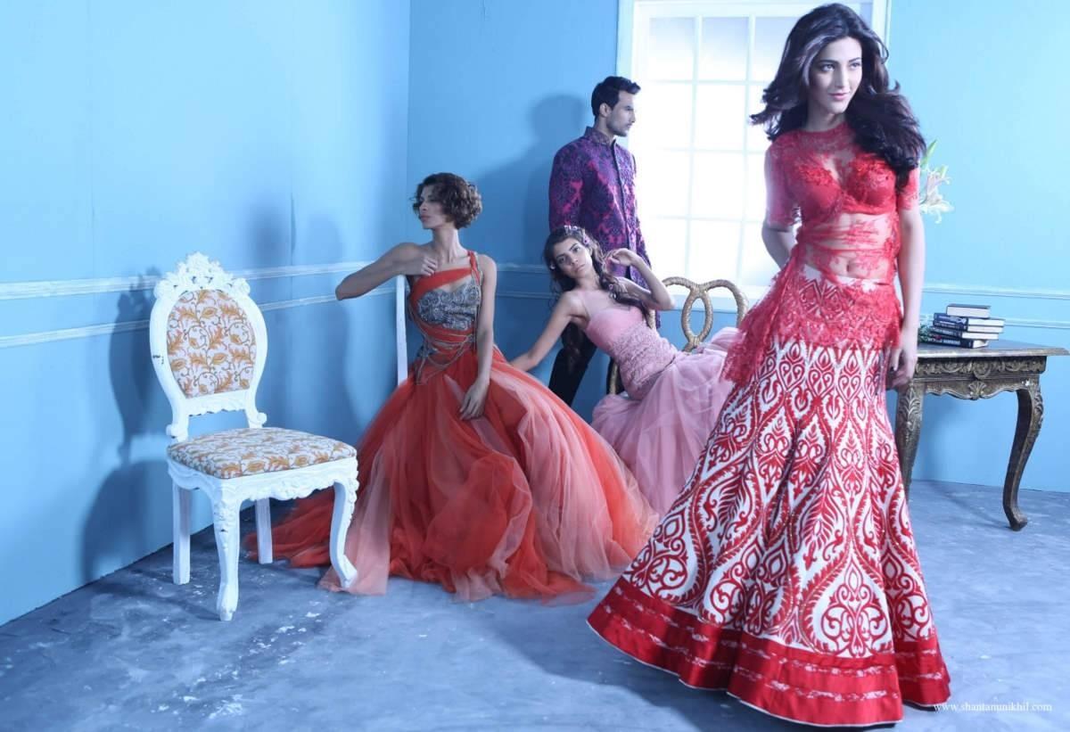 Sruthi Haasan Latest Photoshoot  Stills