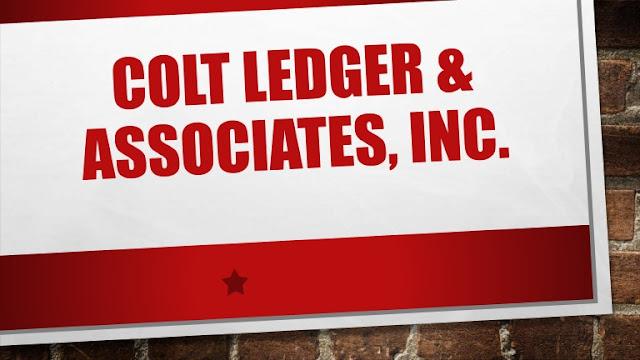 Colt Ledger Experienced Investigator