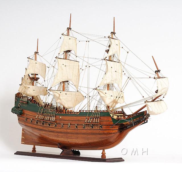 1628 Batavia Ship