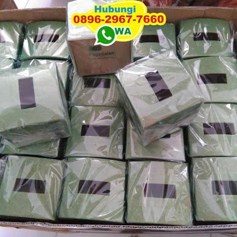 souvenir tempat tissue plastik 50228