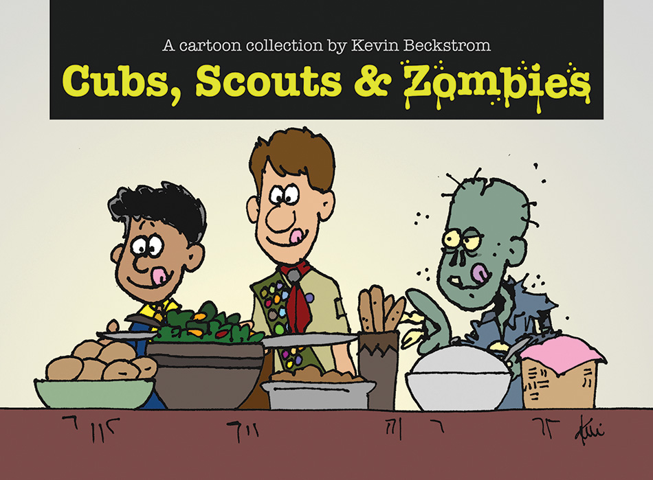 Cubs, Scouts and Zombies