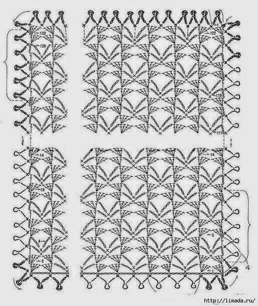 Patrones crochet de chal delicado para toda ocasión | Crochet y Dos ...
