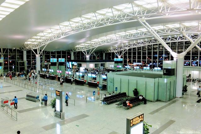ノイバイ国際空港国際線ターミナル Noibai Airport International Terminal