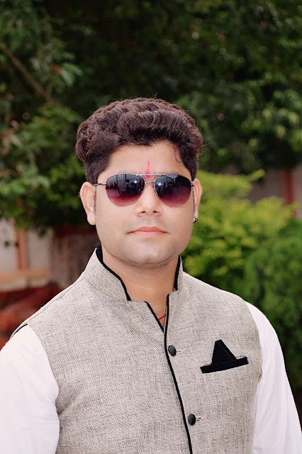 Singer Vinay Rai