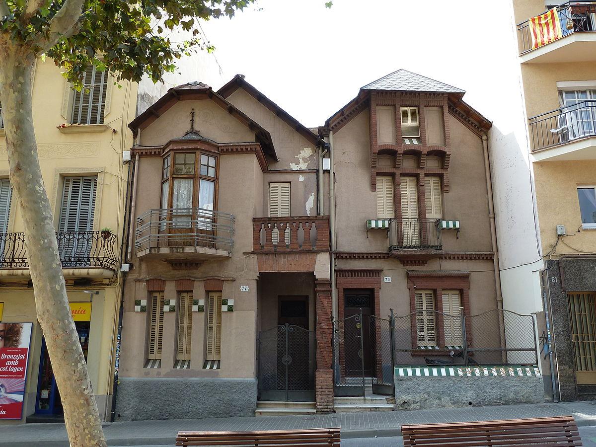 Local mundial l 39 arquitectura de ma vist a catalunya i for Local arquitectura