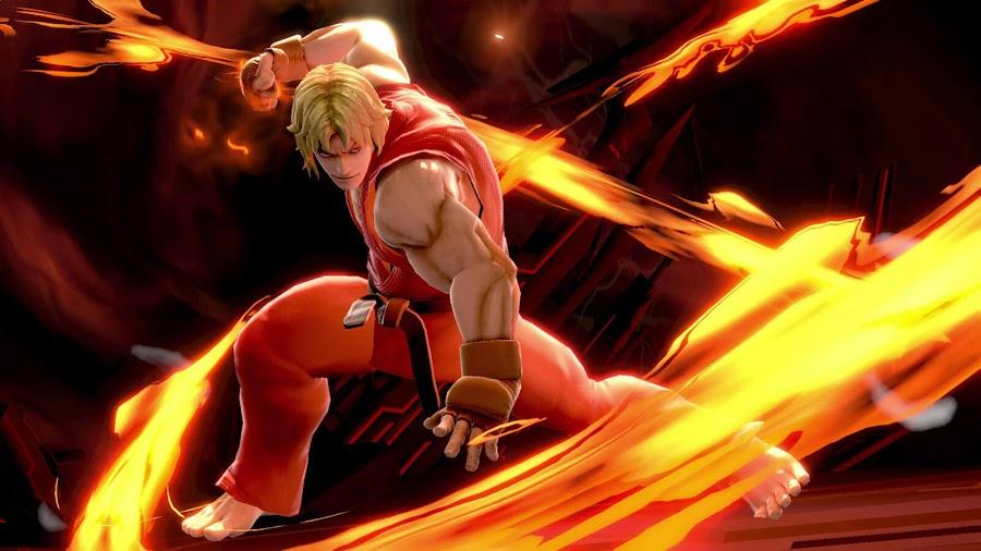 ken super smash bros ultimate direct super street fighter 2 turbo