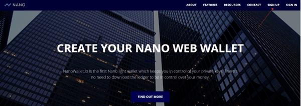 Cara Membuat Wallet Nano
