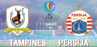 Tampines vs Persija 2-4 Highlights Piala AFC