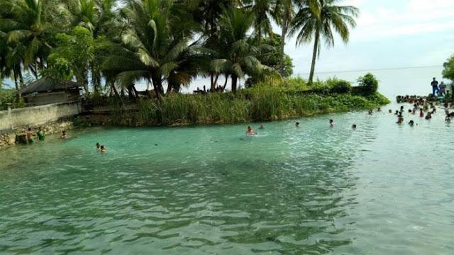 Potensi Wisata Pantai Celgung Pabian