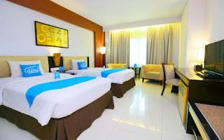 Hotel Airy Rooms di Palembang Murah