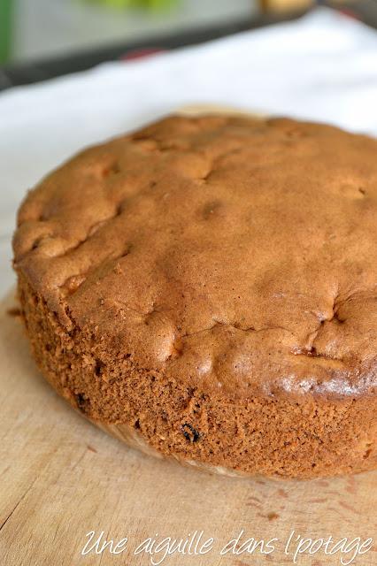 gâteau pommes Yotam Ottolenghi