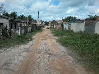 Ruas abandonadas parque verde 2