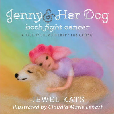 Pediatric cancer picture book