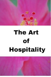 flower, hospitality