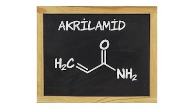 Akrilamid maddesi