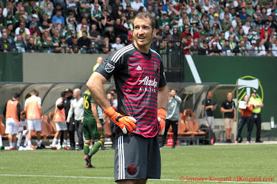 Solidified the goal work for the 2018 Portland Timbers