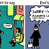 "Amazing Comic Depicts The Importance Of Saying ""Thank You"" Instead Of ""Sorry"""